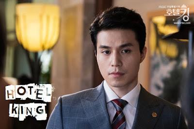 Biodata Pemain Drama Korea Hotel King
