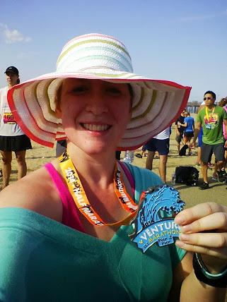 Ventura Half Marathon 2014