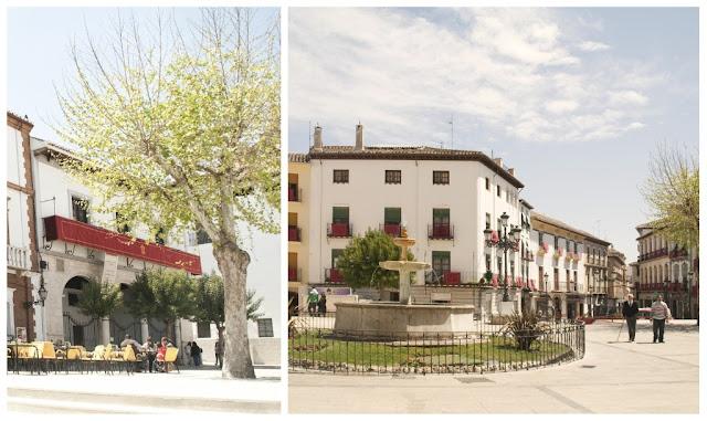 Unos días en Baza (Granada)