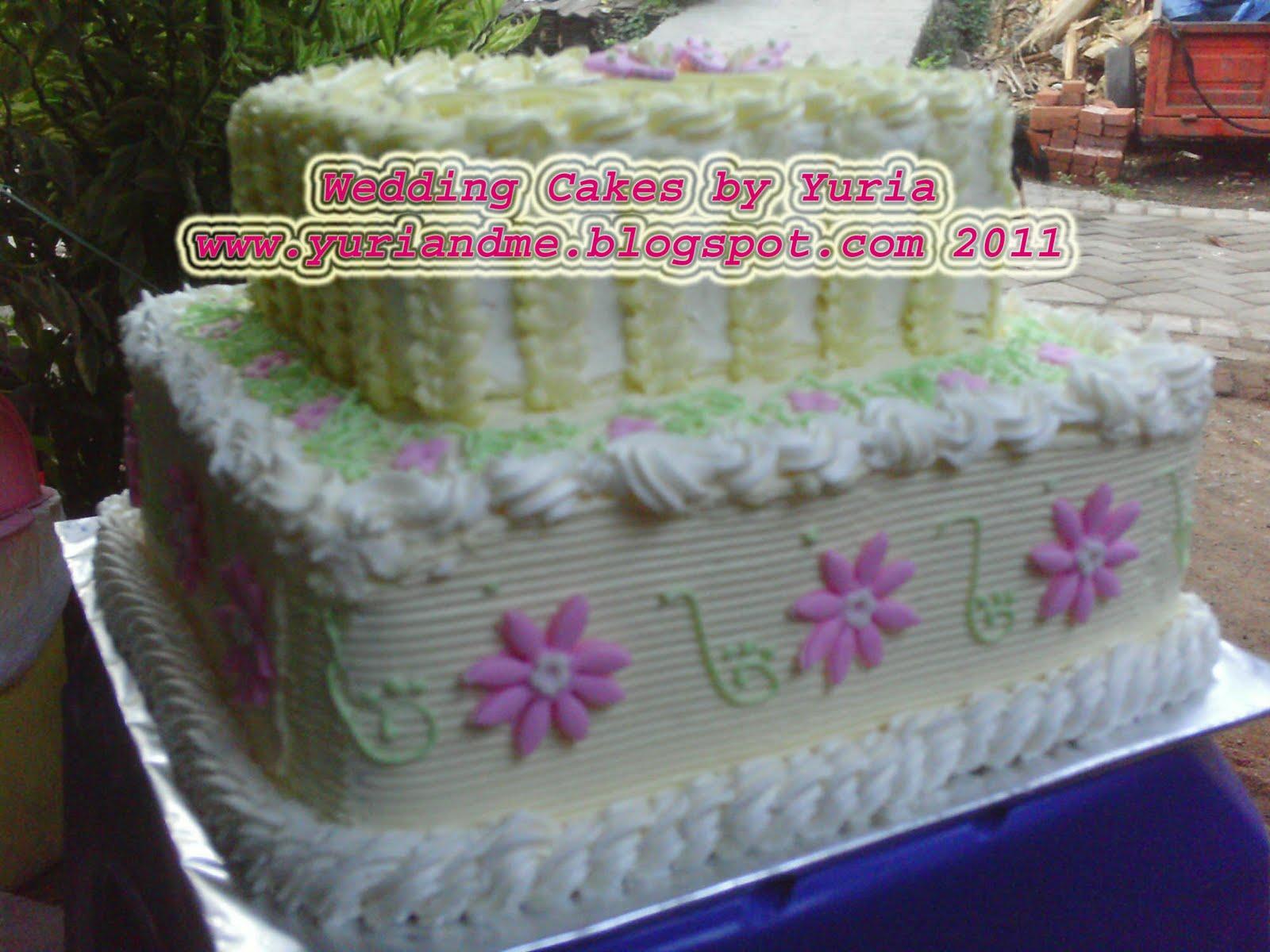 dapur yuri online cake shop wedding cake order fr bandung. Black Bedroom Furniture Sets. Home Design Ideas