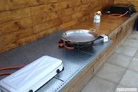 Nuestra cocina exterior