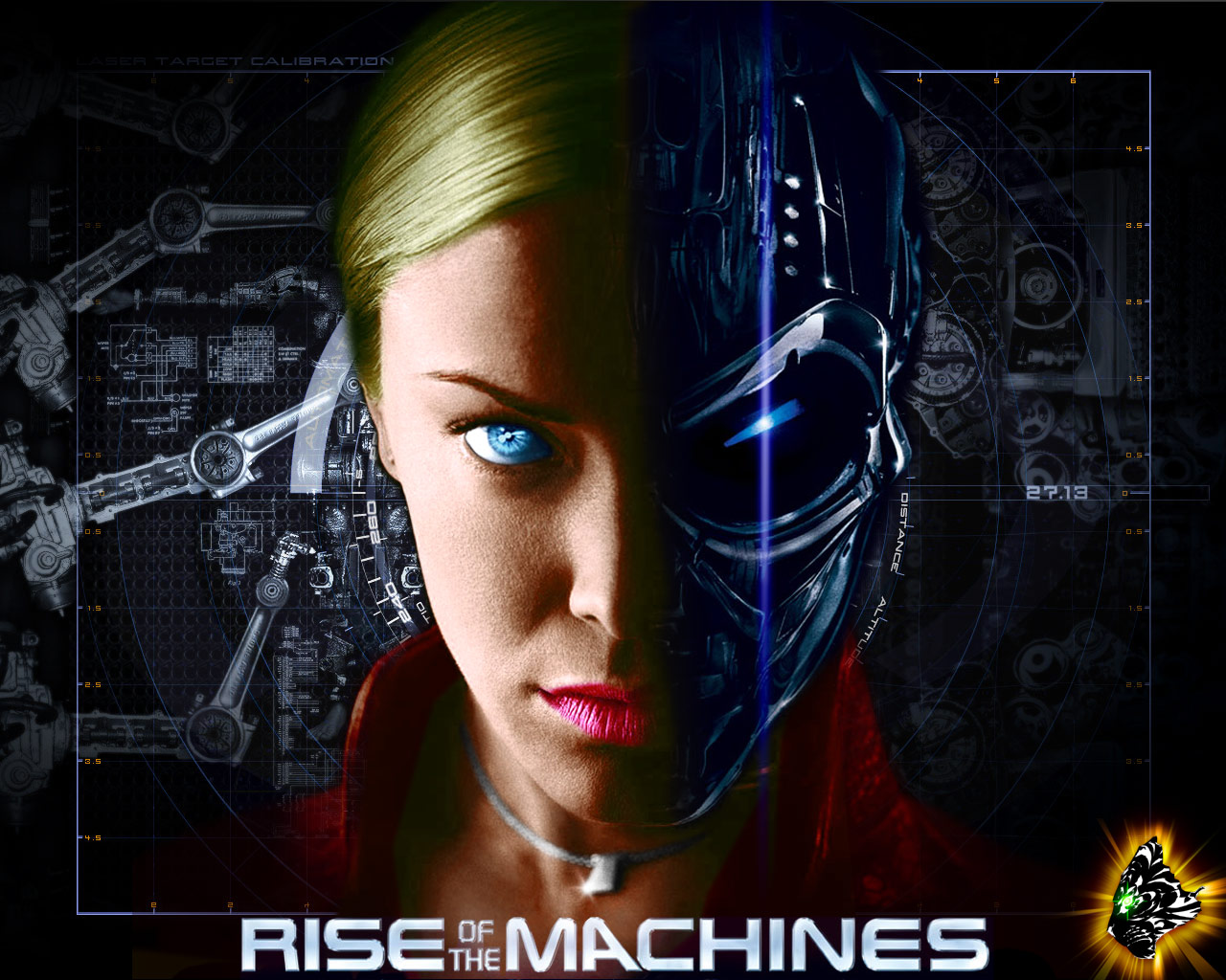 terminator rise of the machines wallpaper Download terminator 3: rise of the machines yify movies torrent: more than 10 years after 'terminator 2', john connor now exists only as a drifter - living 'off the grid', so no more terminators fr.