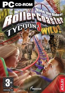 RollerCoaster Tycoon 3: Wild   PC