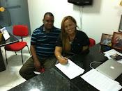 Tia Aline assina com a maior produtora gospel do Brasil! Achou Gospel!