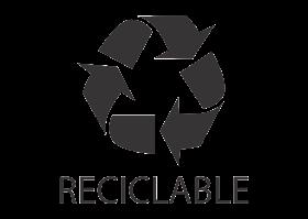 Logo Reciclable Vector