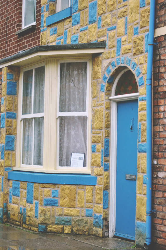 Jack and Vera Duckworth's House