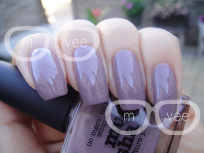 picture polish mudshake swatch