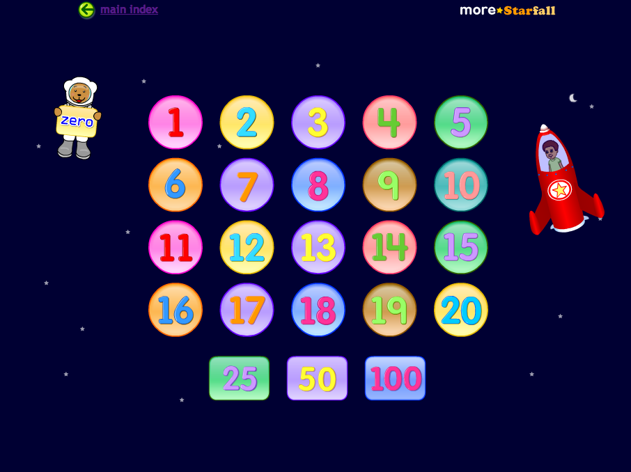 more starfall a great learning web site for chrildren