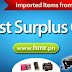 HMR Philippines: My Introduction to the Wonders of Surplus Shopping