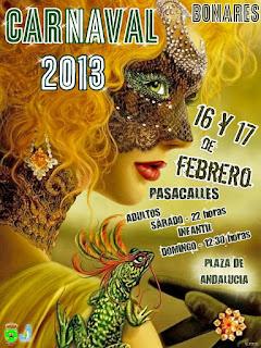 Carnaval de Bonares 2013