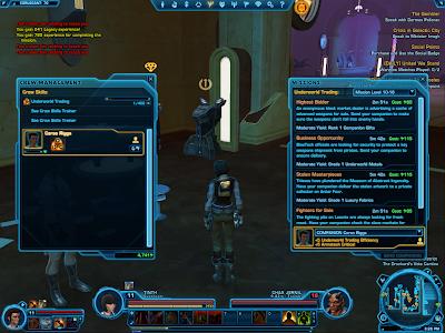 SWTOR - Mission Crew Skill