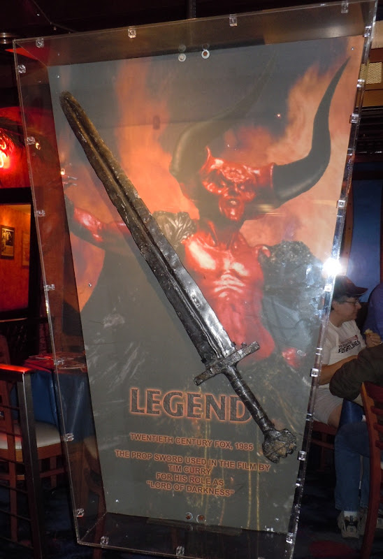 Legend Lord of Darkness sword prop