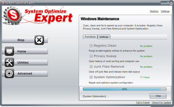 System Optimize Expert 3.2.9.8