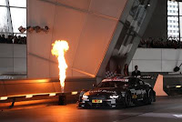 BMW Bank M3 DTM Bruno Spengler
