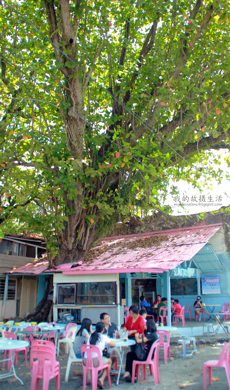 Ah Lai Cafe Under Big Tree