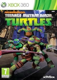 Teenagers Mutant Ninja Turtles