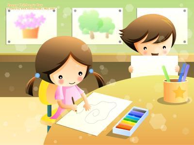 Dibujos para colorear. dibujos infantiles para pintar y