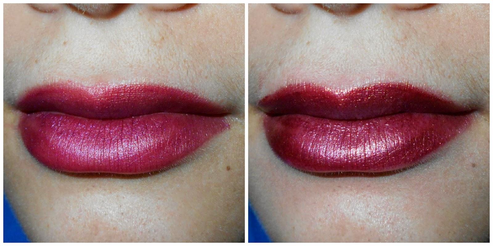 Drugstore Alternative Of Kat Von D Studded Lipstick in Wolvesmouth!