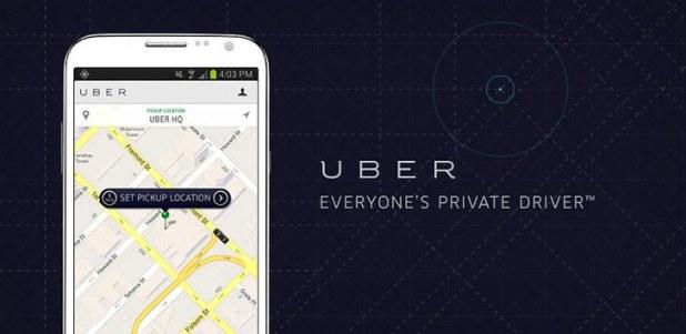 Uber cabs referral offer
