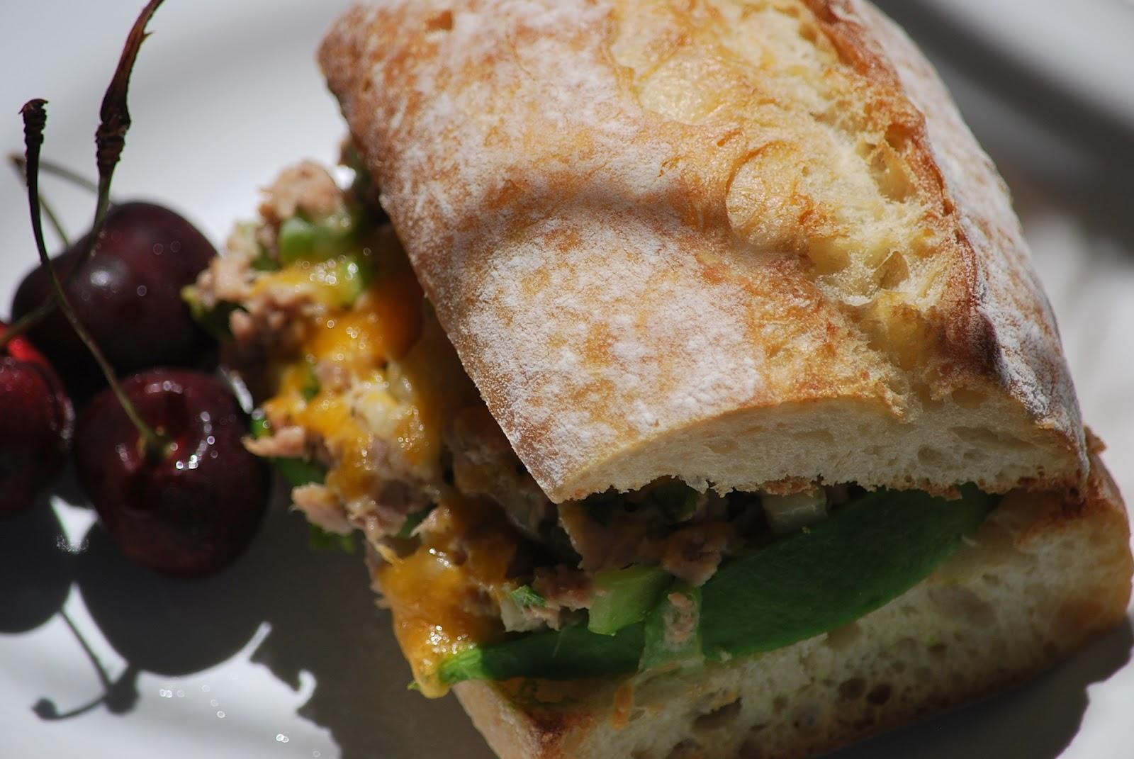 My story in recipes: Tuna Melt