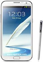 Tentang Spesifikasi Dan Harga Samsung Galaxy Note II