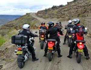TIPS TOURING MOTOR YANG BENAR