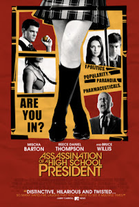 Assassination of a High School President Poster
