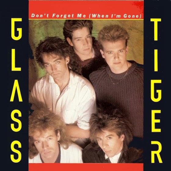 Bryan Adams Glass Tiger