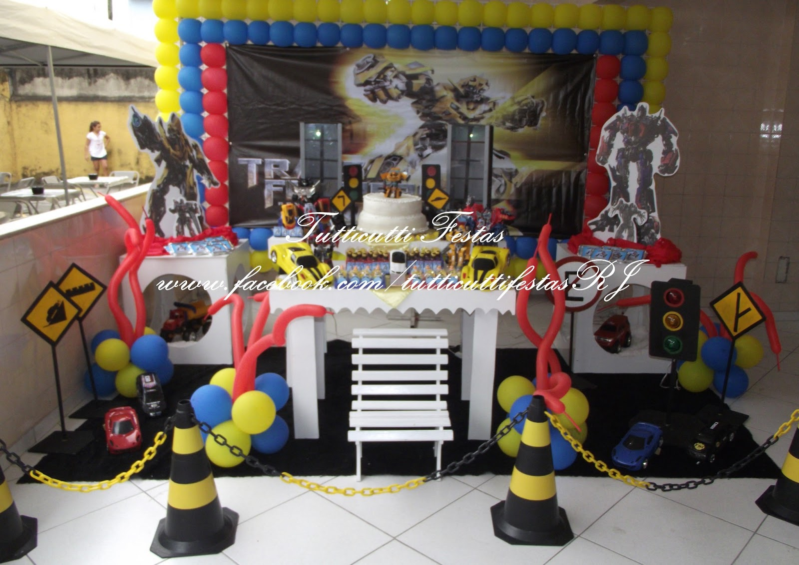 Transformers Provençal  Tutticutti festas