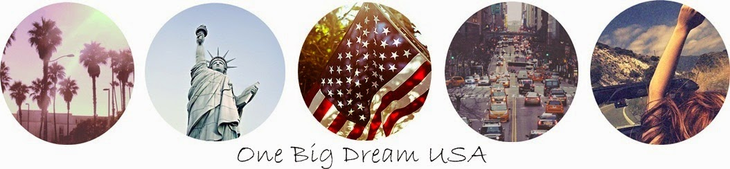 One big Dream, USA
