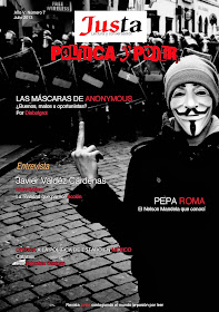 Justa Revista Edición Julio 2013