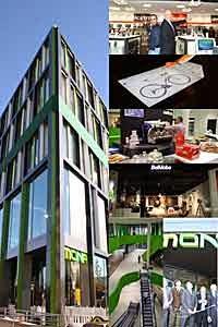 Mona Einkaufszentrum in München- Moosach Neueröffnung am 09.10.2014