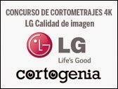 """I Concurso de cortometrajes 4K LG """"Calidad de imagen"""""""