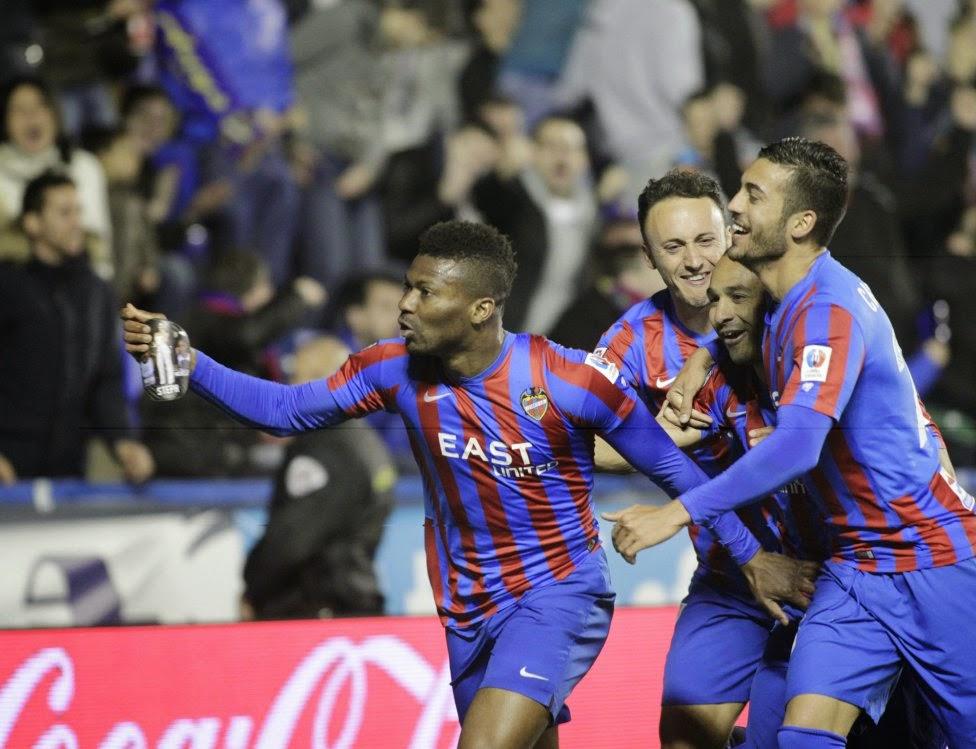 Levante - La liga 2015