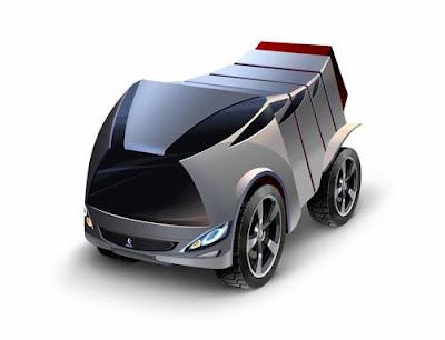camiones del futuro kamaz rally dakar 2