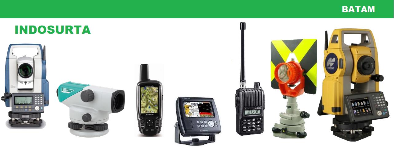 Jual, sewa, service, kalibrasi total station digital theodolite automatic level Sokkia, Topcon, Nikon, Leica di Batam