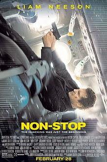 Non Stop Poster