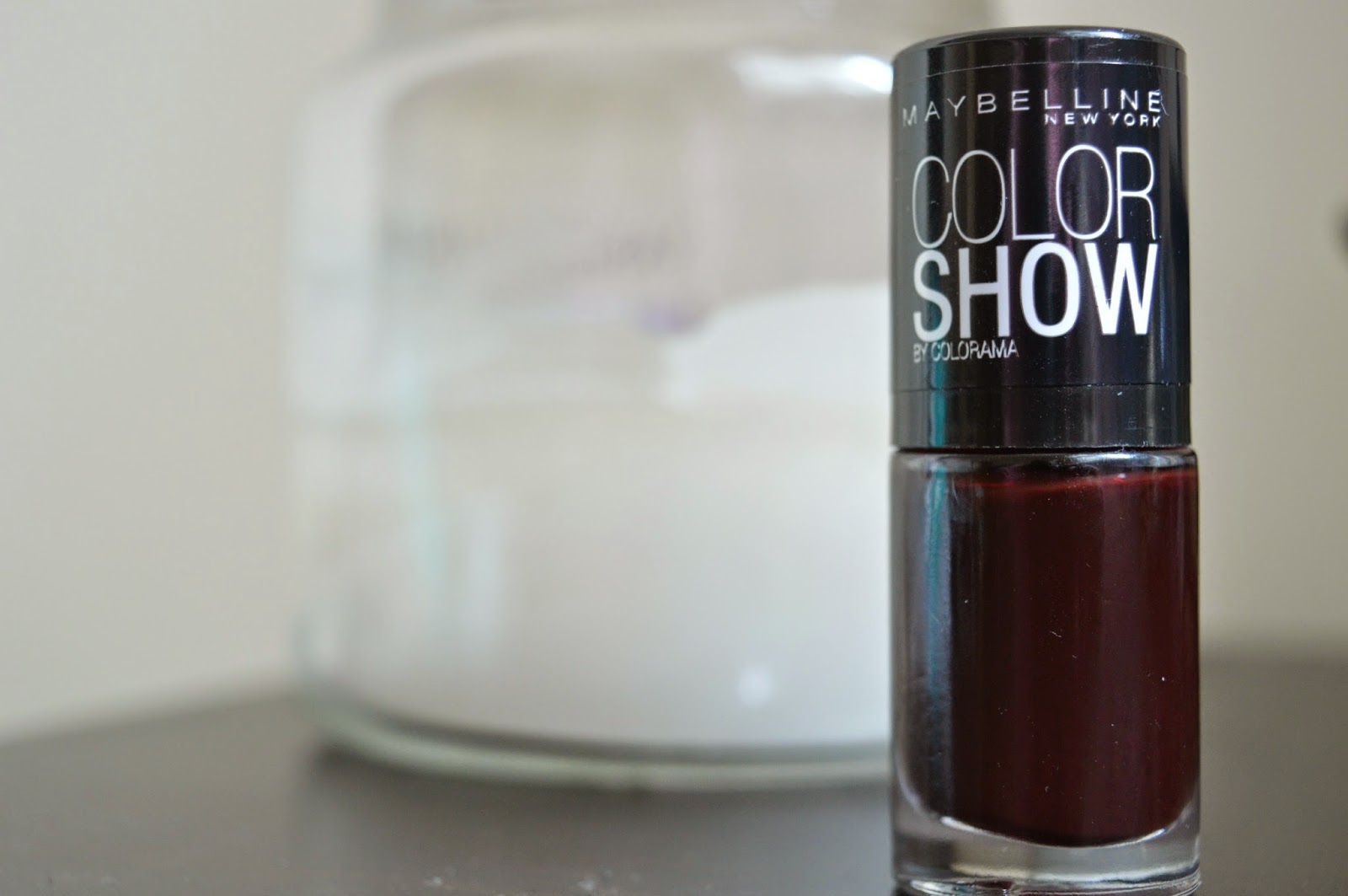 Maybelline Color Show Burgundy Kiss - Mellies Corner