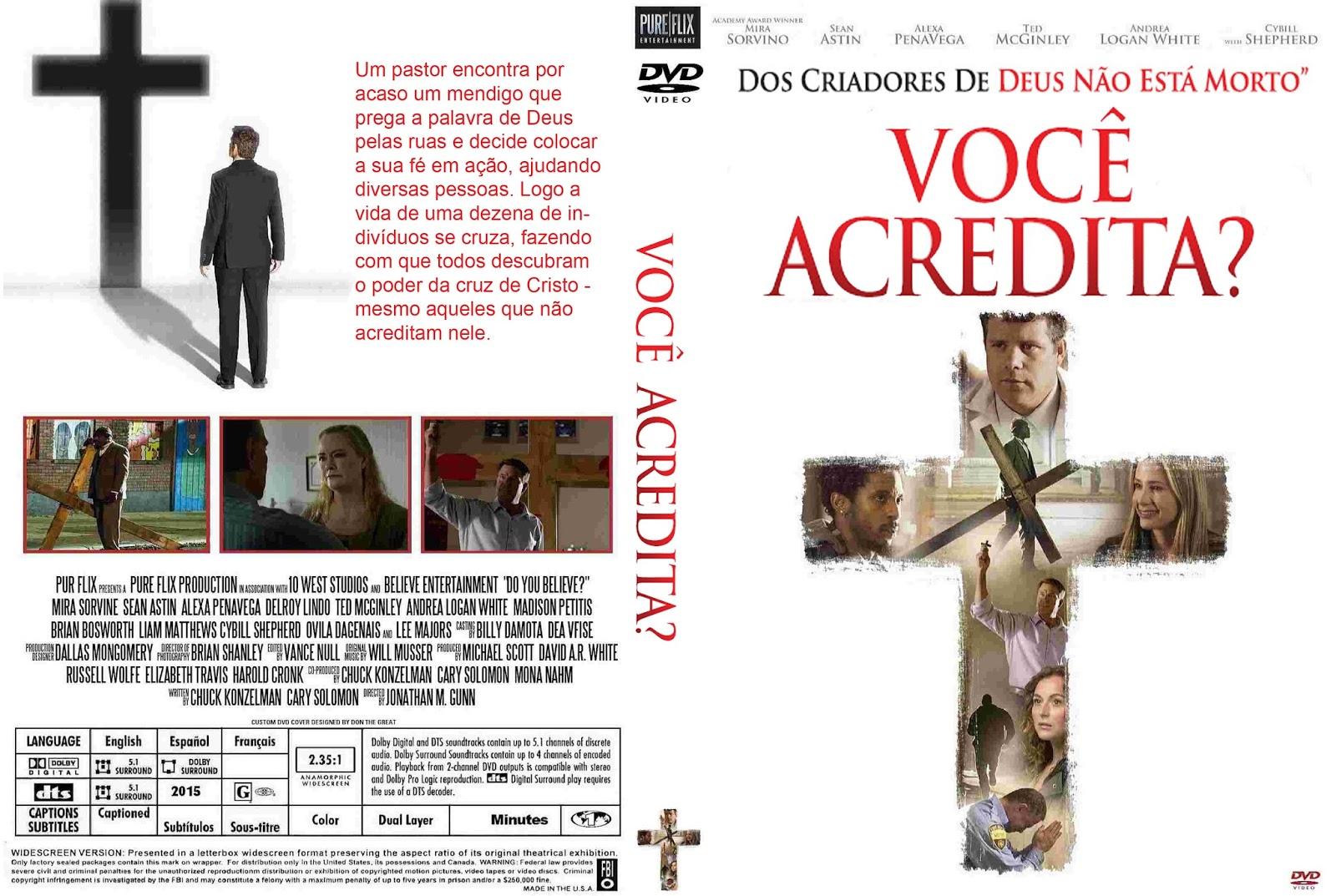 Download Você Acredita? BDRip XviD Dual Áudio Voc 25C3 25AA 2BAcredita