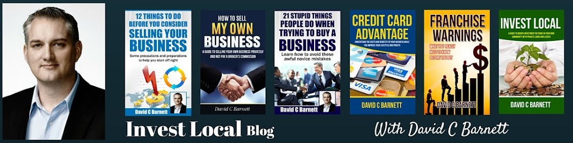 The Invest Local Book Blog.