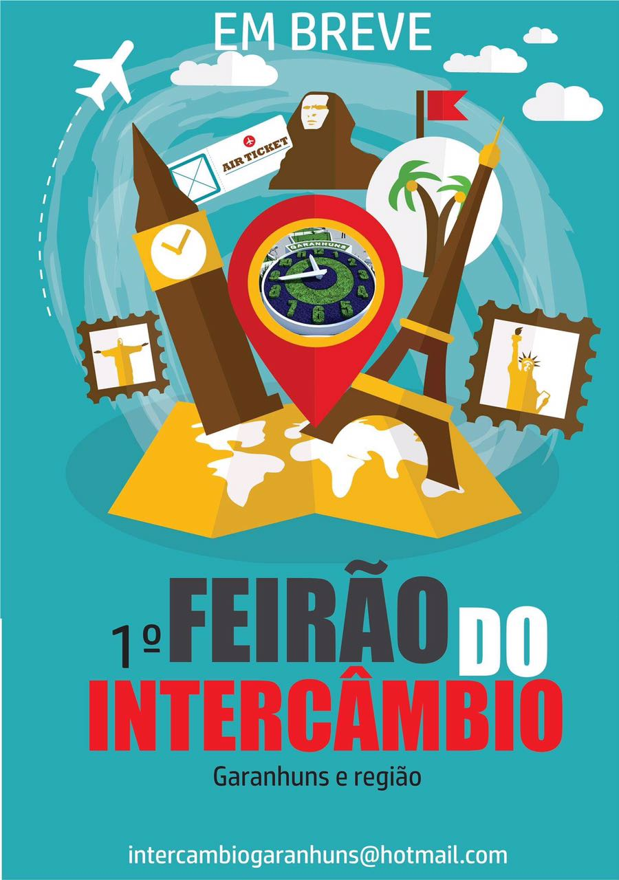 1º Feirão do Intercâmbio