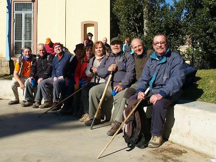 Caminada Popular de Sant Pau a Torrelles de Llobregat 2013
