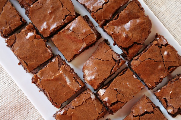 Love, Lovely & Lovelies: Mad About Baking: Brownies!