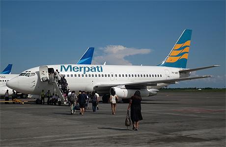 Merpati Nusantara 737-200