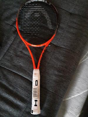 HEAD Youtek IG Radical MP tennis racket