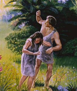 Adam and eve clothed jpg