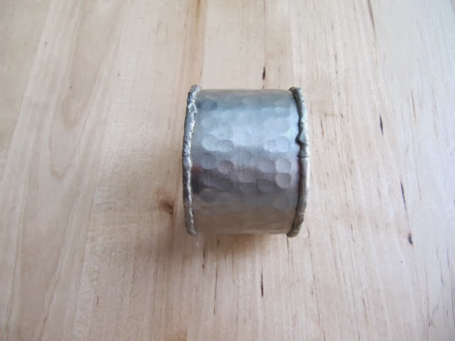 napkin ring pin cushion