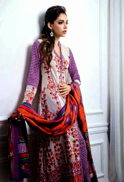 Best of Gul Ahmed Lawn Collection