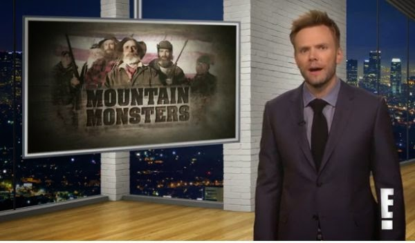 Mountain Monsters The Soup