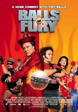 Công Phu Bóng Bàn - Balls Of Fury (2007) Poster